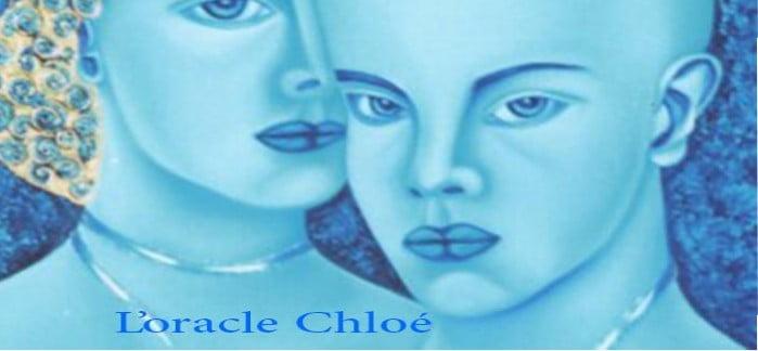 Le tirage de l'oracle Chloé