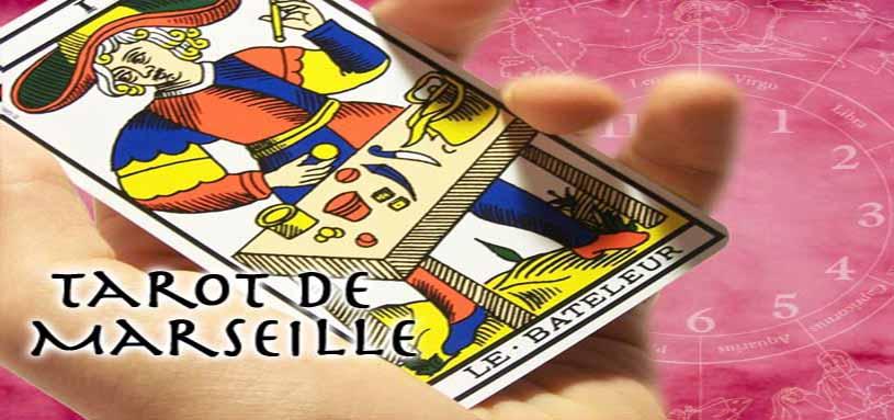 Le tirage du tarot de Marseille