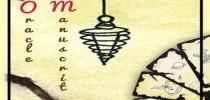 Le tirage de l'oracle manuscrit