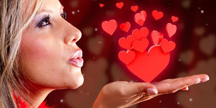 Le tirage du tarot de l'amour