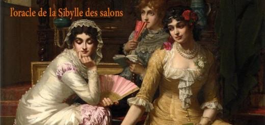 Le tiragle de l'oracle Sibylle